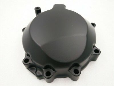 Engine stator cover for 2006-2007 Kawasaki ZX-10R Crankcase Left Black
