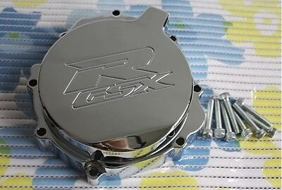 Engine Stator Cover For Suzuki 2005-2008 Gsxr1000 Chrome Left Side
