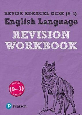 Revise Edexcel GCSE (9-1) English Language Re by Julie Hughes New Paperback Book