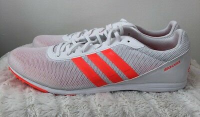 newest 591f7 c576b Adidas Track And Field Distance Star Mens Running Shoes BB5753 Size 13