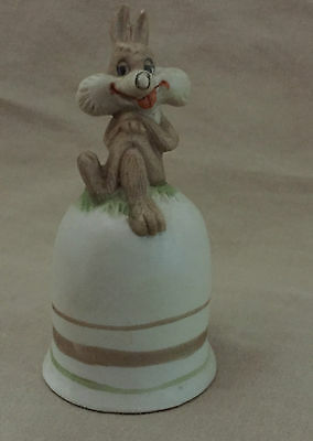1979 Warner Brothers Wil E Coyote Bell