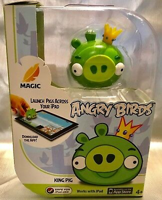 King Pig with Angry Birds Magic Apptivity for iPad - Play in King Pig Mode NEW