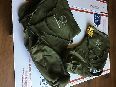 WWII US Army Air Forces Flying Electric Shoe Inserts GE Q-1 Large NOS Mint 1945