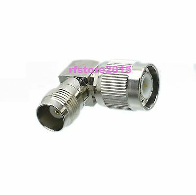 10pcs Adapter Connector TNC to TNC right angle for Wireless Antenna