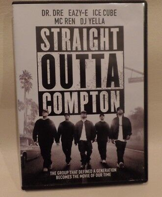 Straight Outta Compton, Dvd, Dr. Dre, Ice Cube