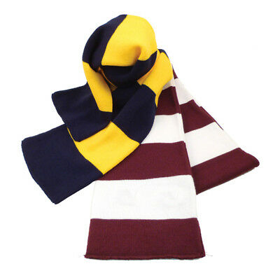 Women Ladies Winter Extra Long Soft Stripe Cable Knit Scarf Scarves Wrap Shawl