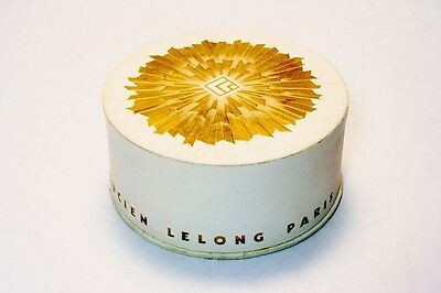 Lucien Lelong South Wind Dusting Powder 1930s In Box Never Used Packaging Design