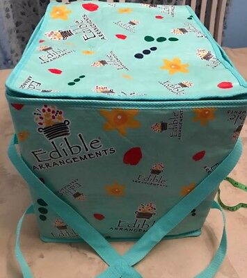 Edible Arrangements Delivery Bag Insulated
