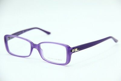 82e7fd856a7c New Ralph Lauren Rl 6114 5337 Purple Eyeglasses Authentic Frame Rx Rl6114  51-16