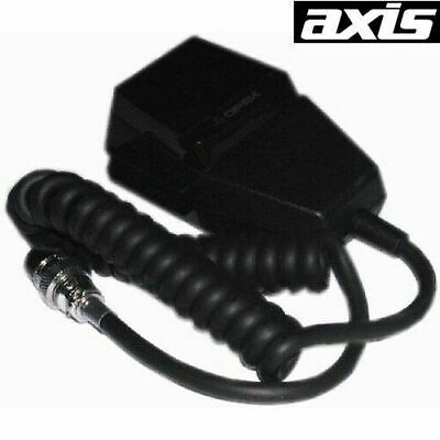 AXIS Brand New Universal Dynamic Microphone Suits 4-Pin Uniden models