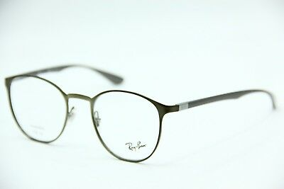 07cd85e6e50 New Ray-Ban Rb 6355 2923 Green Eyeglasses Authentic Frame Rx Rb6355 50-20
