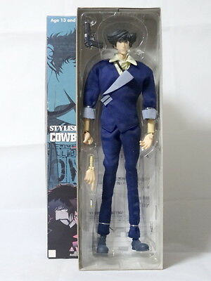 Cowboy Bebop Spike Spiegel Figure Medicom Knockin' on Heavens' Door Action Doll