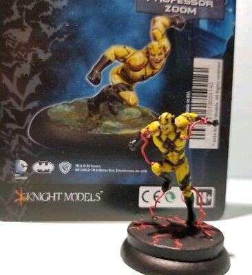 Professor Zoom Painted KNIGHT MODELS DCUMG DC Universe Miniatures Game