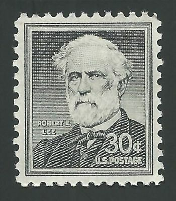 US Civil War Confederate Army General Robert E. Lee Postage Stamp MINT CONDITION