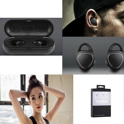 For Samsung Gear IconX SM-R150 In-Ear Wireless Earbuds Fitness Headphones Black