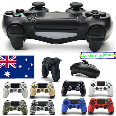 Playstation 4 PS4 Doubleshock Wireless Controller Wireless Bluetooth Colours AU