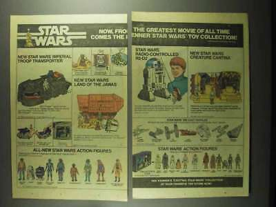 1979 Kenner Star Wars Toy Collection Ad