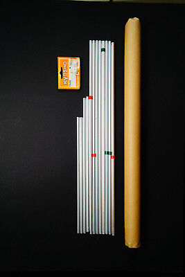 Auto Kite Flügelrohre Wing Pipes Kyosho PA30