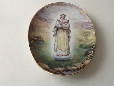 Our Lady of La Salette - 7th Plate in Our Lady Series - Bradford Exchange 1994