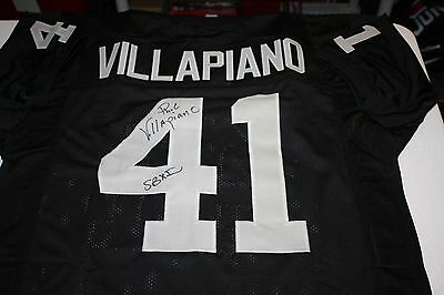 new styles 96ed6 7c29c OAKLAND RAIDERS OTIS Sistrunk #60 Signed Away Jersey Jsa ...