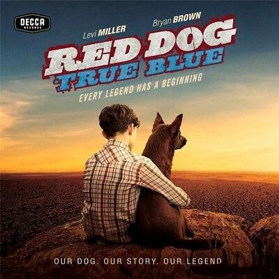 RED DOG: TRUE BLUE / Cezary Skubiszewski CD OST