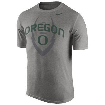 Nike Oregon Ducks Dri-Fit Legend Football Icon Shirt Size XL