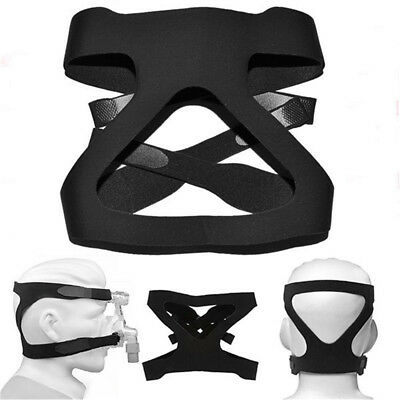 Headgear Full Mask Replacement Part CPAP Head Band for Respironics Resme d