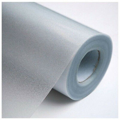 1* Roll Frosted Privacy Frost Home Bedroom Bathroom Glass Window Film Sticker
