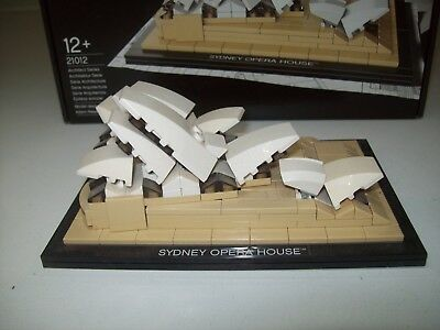 Lego Architecture 21012 Sydney Opera House New Sealed Rare Retired