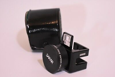 Sakar Telephoto Lens For Kodak Disc Camera Includes Case & Cove        (A4)