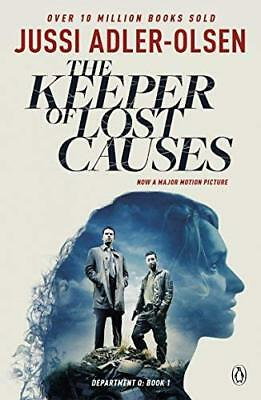 Keeper of Lost Causes by Jussi Adler-Olsen New Paperback Book