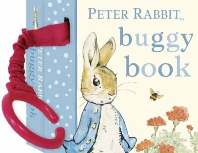 Peter Rabbit Buggy Book by Beatrix Potter New Board book Book
