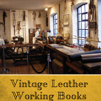 129 Rare Books On Leather Work, Hides, Fur,skins,tanning, Dyeing,staining On Dvd