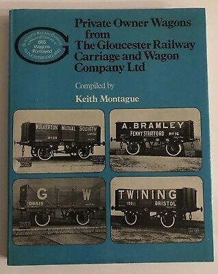 Private Owner Wagons From The Gloucester Carriage And Wagon Company GWR Book