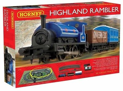 NEW Hornby The Highland Rambler Train Set from Mr Toys