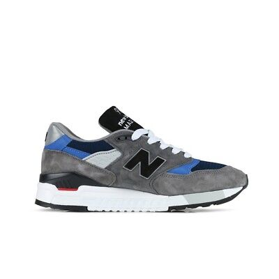 New Balance Made in USA M998NF (Grey/Blue) Men's Shoes