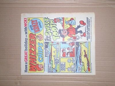 Whizzer and Chips issue dated July 29 1978