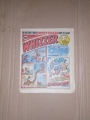 Whizzer and Chips issue dated May 3 1980