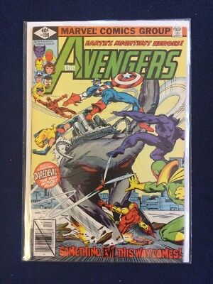 The Avengers # 190 Marvel Comics 1979 VF Bronze Age Cents Edition