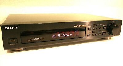 SONY ST-S 170 FM Stereo / FM-AM Tuner