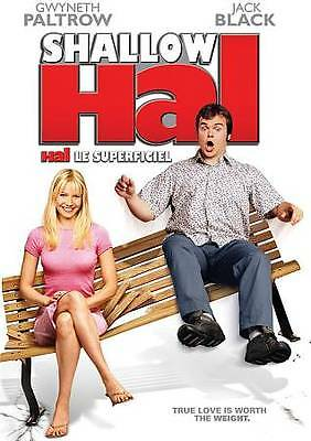 Shallow Hal DVD US Region 1 - SHIPS IN 1 BUSINESS DAY W/TRACKING