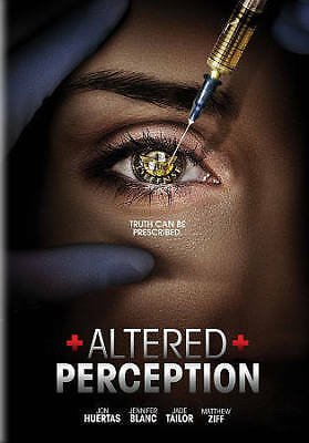 Altered Perception (DVD, 2018) - SHIPS IN 1 BUSINESS DAY W/TRACKING