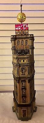 Dept 56 Time Square 2000 Special Edition 55510 Christmas In The City Series