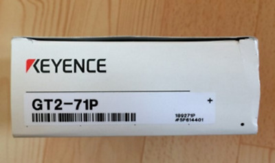 1PC New Keyence sensor GT2-71P