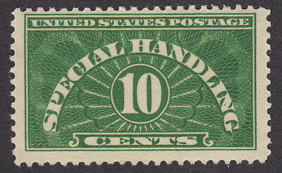 USA Special Handling 10¢ Mint