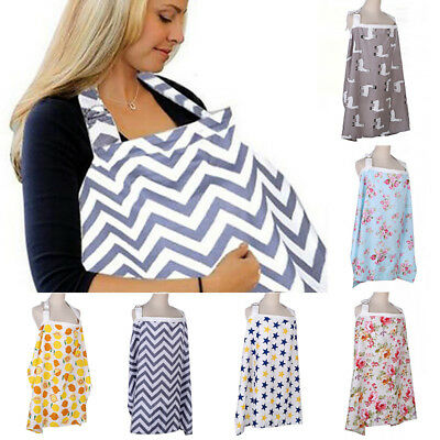 Fashion Star Infant Baby Nursing Cover Mother Breastfeeding Apron Poncho Ornate