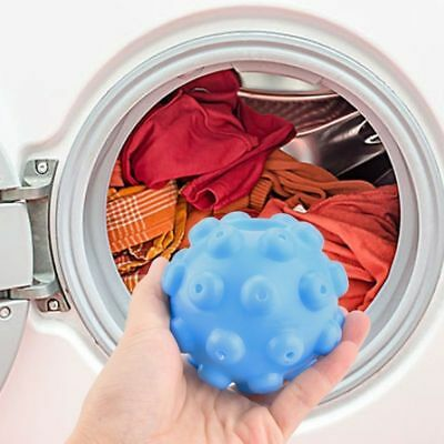 Magic Releasing Dryer Balls Fabric Softening Wrinkle Remover Laundry Ball New