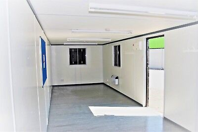 NEW! 32ft x 10ft Open Office Container NEW!