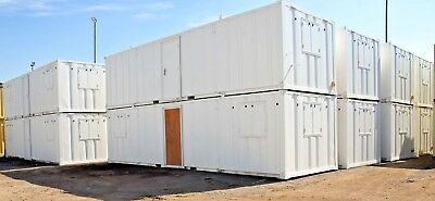 NEW!   32ft x 10ft Anti Vandal Canteen   NEW!