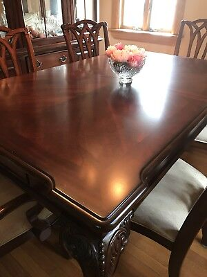 Used Dining Table And Chairs Off 50, Used Dining Room Table Chairs